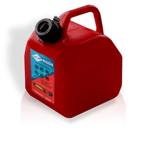 bidón de combustible 5 litros con pico vertedor (no envios)