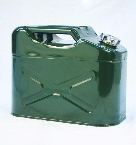 bidon de combustible metalico 10 litros