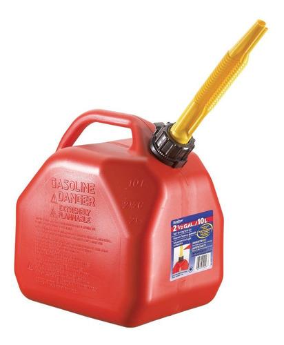 bidon de gasolina 10 litros scepter