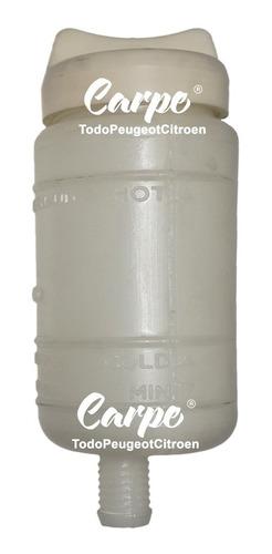 bidon de liquido de direccion hidraulica peugeot 504 origina