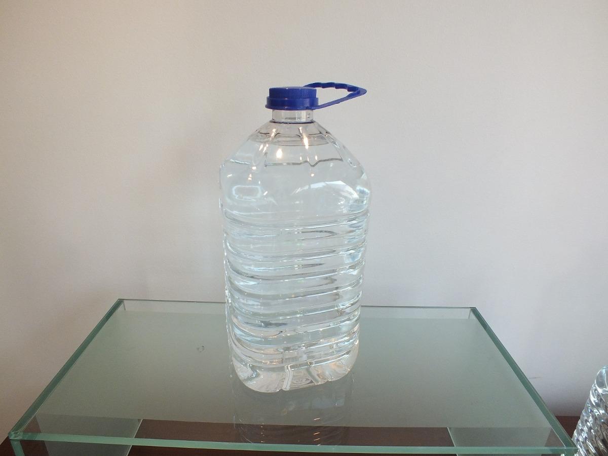 Bidon Desechable 5 Litros Para Agua Detergente O Aceite 350