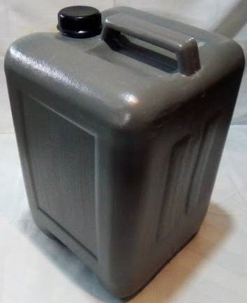 bidones canister plasticos