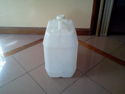 bidones plasticos 10 litros