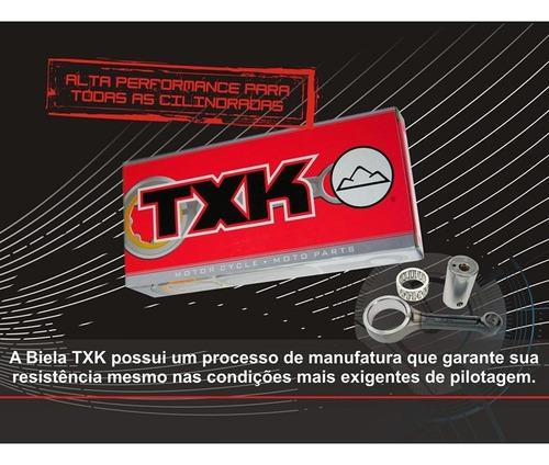 biela cb 250 twister 2016/ txk injection power