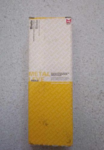 biela completa titan- 125 2002/2004/fan metal leve 004322