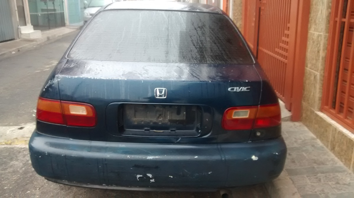 Biela Do Honda Civic Sedan Ex 1.6 16v 1992. Carregando Zoom.