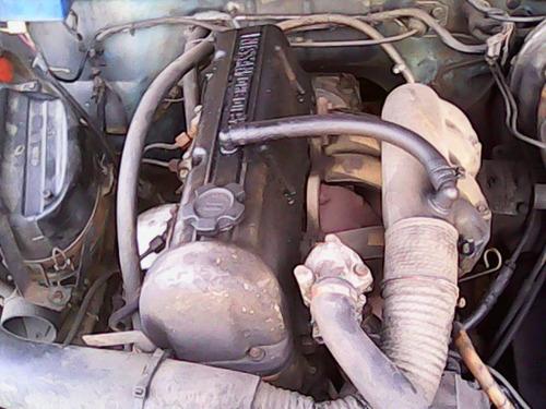 biela y piston  nissan ld 2.0 diesel consultar
