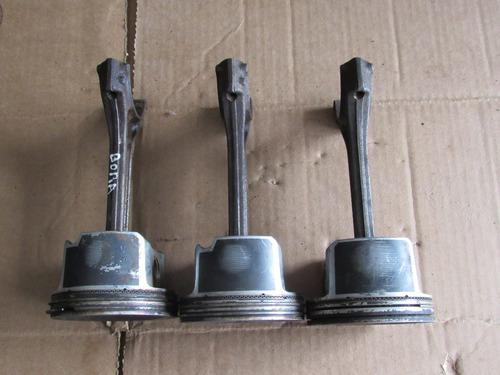 biela y piston volkswagen bora 2.5 2005-2009