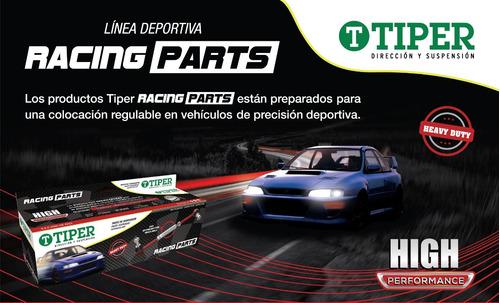 bieletas regulables tiper racing parts x2 230mm-285mm 12x1.5