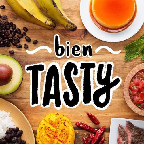bien tasty postres: mas de 300 recetas en español y en video