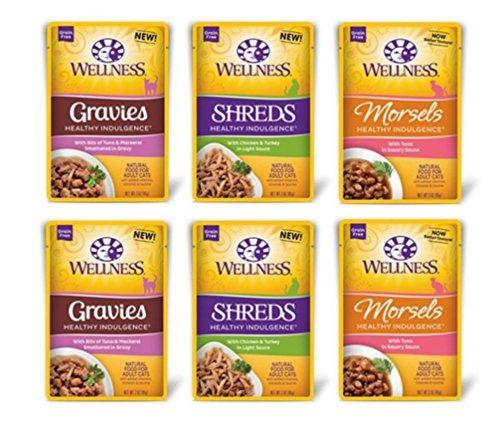 bienestar saludable indulgencia grano libre gato alimentos 3