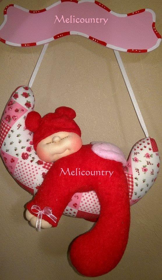 Muñecos country soft delicado cartel de bienvenida bebè    380,00 ...