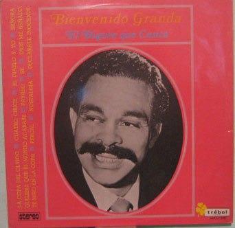 bienvenido granda - el bigode que canta - 1975