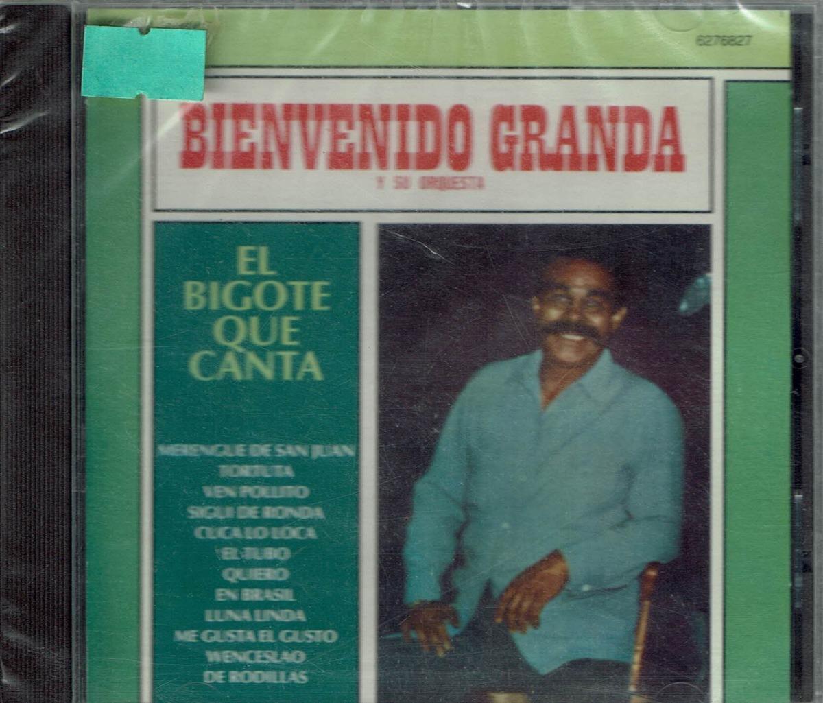 Bienvenido Granda Y Su Orquesta El Bigote Que Canta 22500 En