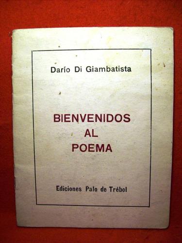 bienvenidos al poema darío di giambatista ilustrador peralta