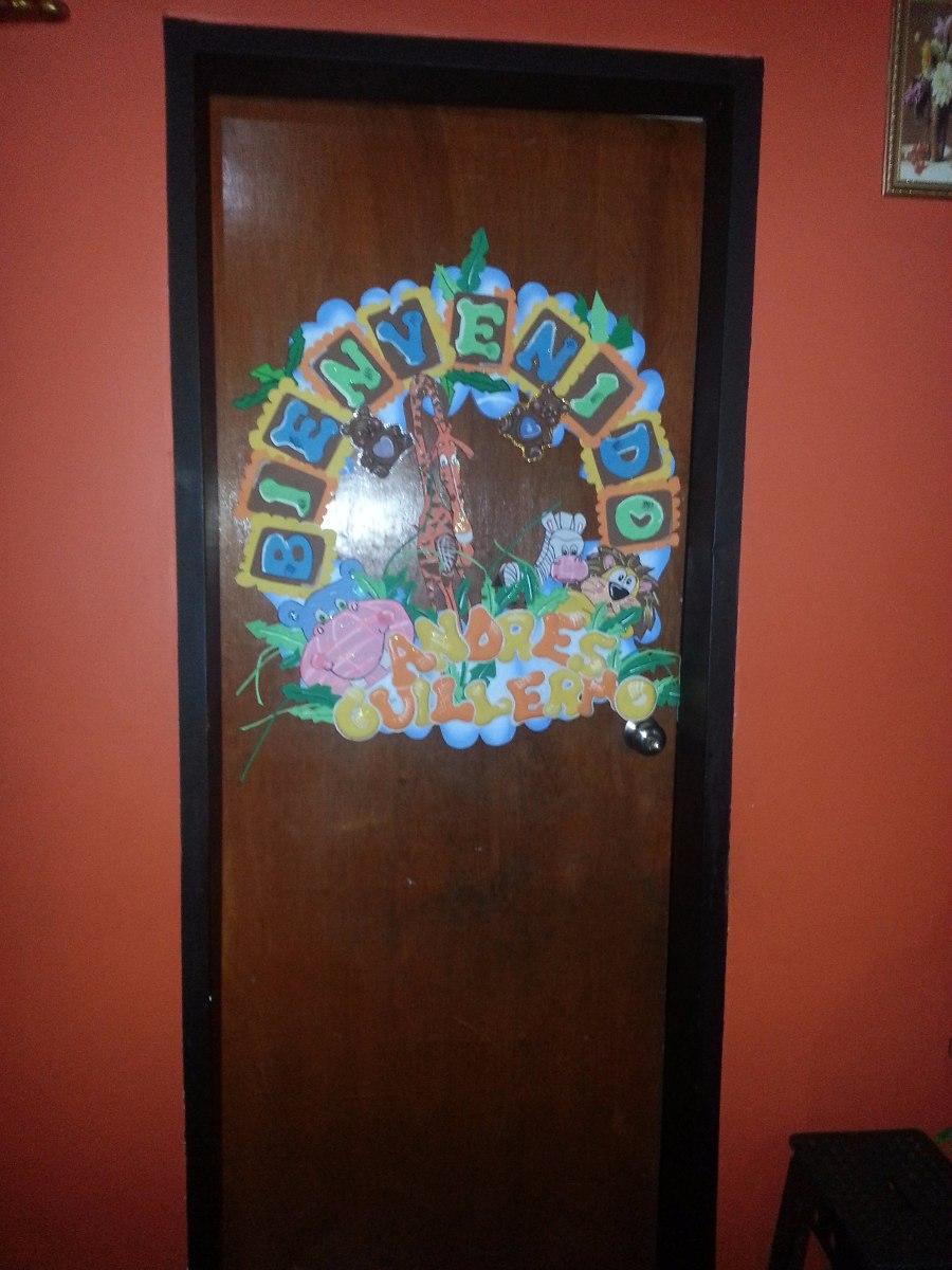 Bienvenidos en foami para decoraci n de puertas y m s bs - Decoracion para puertas ...