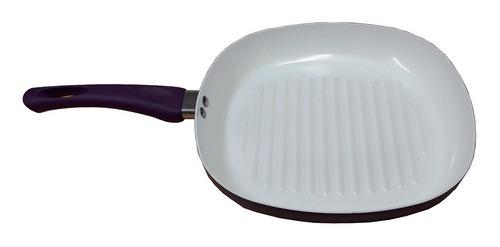 bifera ceramica 28 cm cool+bazar mango silicona