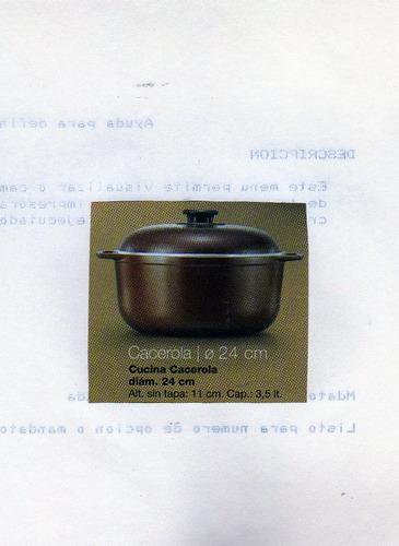 bifera cuadrada - cucina donna