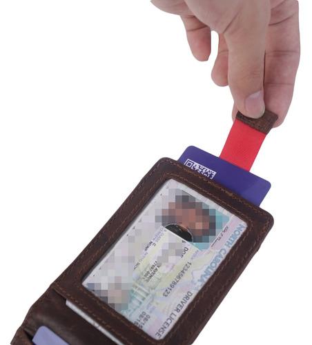 bifold billetera rfid money clip para hombre billetera bille