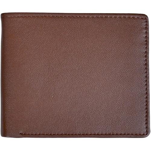 bifold wallet hombres de cuero de royce con id doble