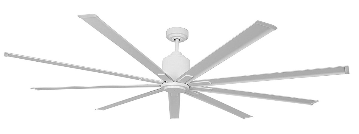 Big air 96 industrial ceiling fan wet locations white cargando zoom aloadofball Images