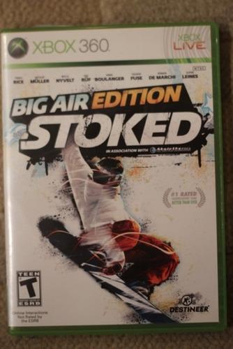 big air edition stoked