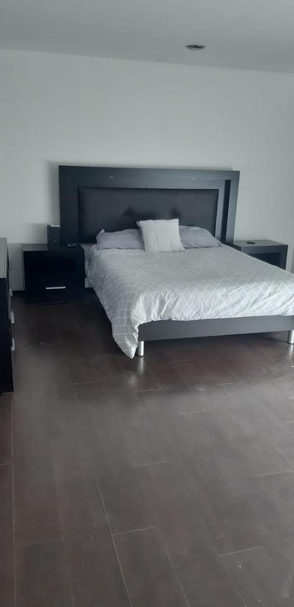 big and beautiful pent house for rent! / gran ph en polanco