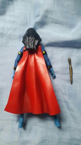 big barda dc universe classics boneco figura mattel dcu 16cm