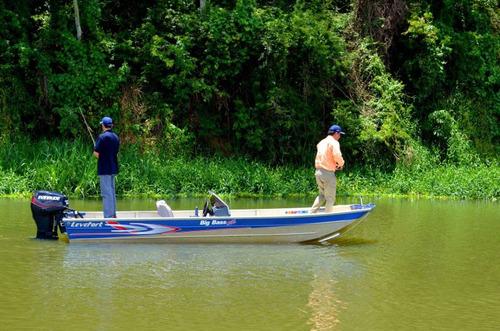big bass lake com motor 40 hp yamaha 2 t