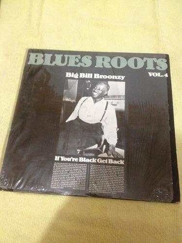 big bill broonzy blue roots vol.4