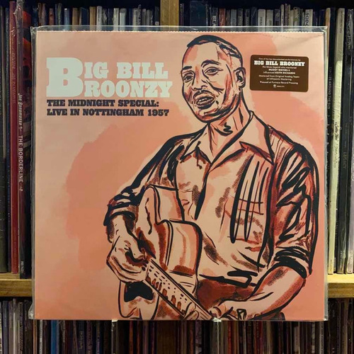 big bill broonzy midnight special: live in nottingham 1957