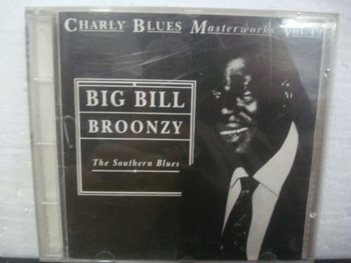 big bill broonzy: the southern blues - char...- cd nacional