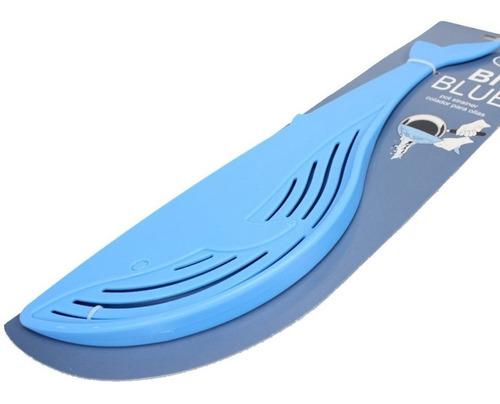 big blue colador ballena original