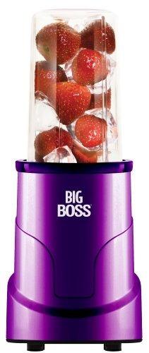 big boss 8867 4-piece mezclador de encimera personal