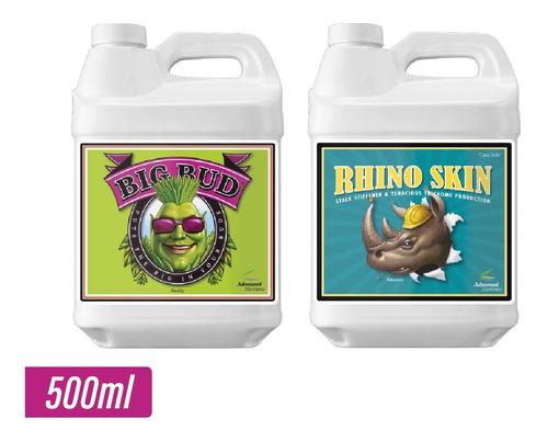 big bud + rhino skin 500ml advanced nutrients