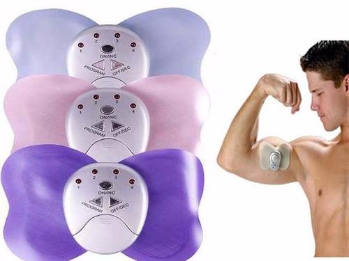 big butterfl ejercitador muscular electrico para abdominales
