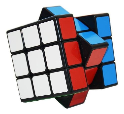 big cubo mágico 3x3x3 shengshou legend 70 mm preto grande