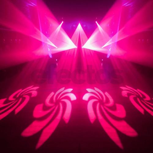 big dipper cabeza móvil spot ls10 30w led dmx dj  discoteca