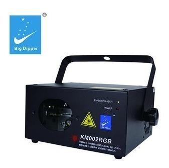 big dipper km002 rgb laser full color 180mw dmx luces dj
