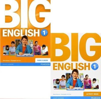 big english 1 british - pupil´s book and activity book