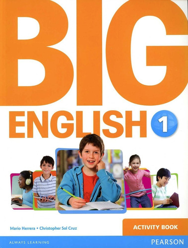 big english 1 / pupils book + activity book / pearson