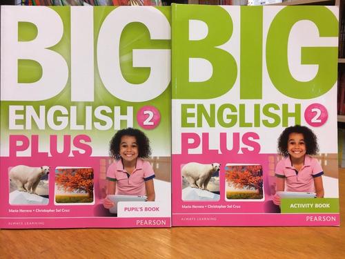 big english plus 2 - pupil s book & activity book - pearson