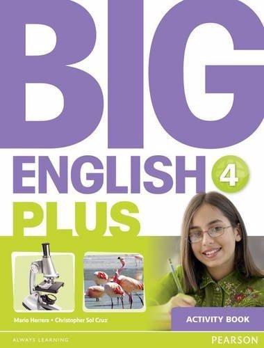 big english plus 4 activity book - pearson - rincon 9