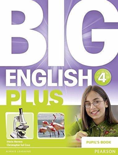 big english plus 4 pupil's book - pearson - rincon 9
