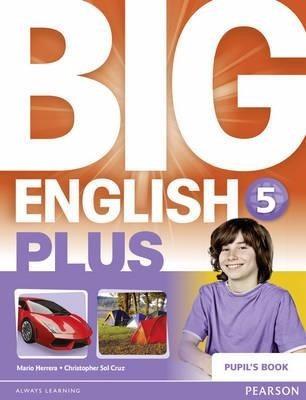 big english plus 5 pupil's book - pearson - rincon 9