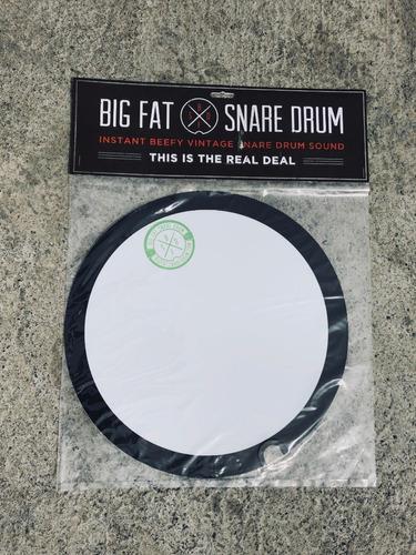 big fat snare drum green monster 14  pulgadas