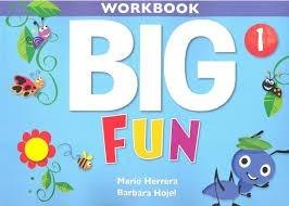 big fun 1 workbook  with/cd-audio pearson - rincon 9