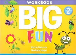 big fun 2 workbook  with/cd-audio pearson rincon 9
