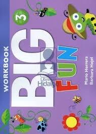 big fun 3 workbook  with/cd-audio pearson - rincon 9