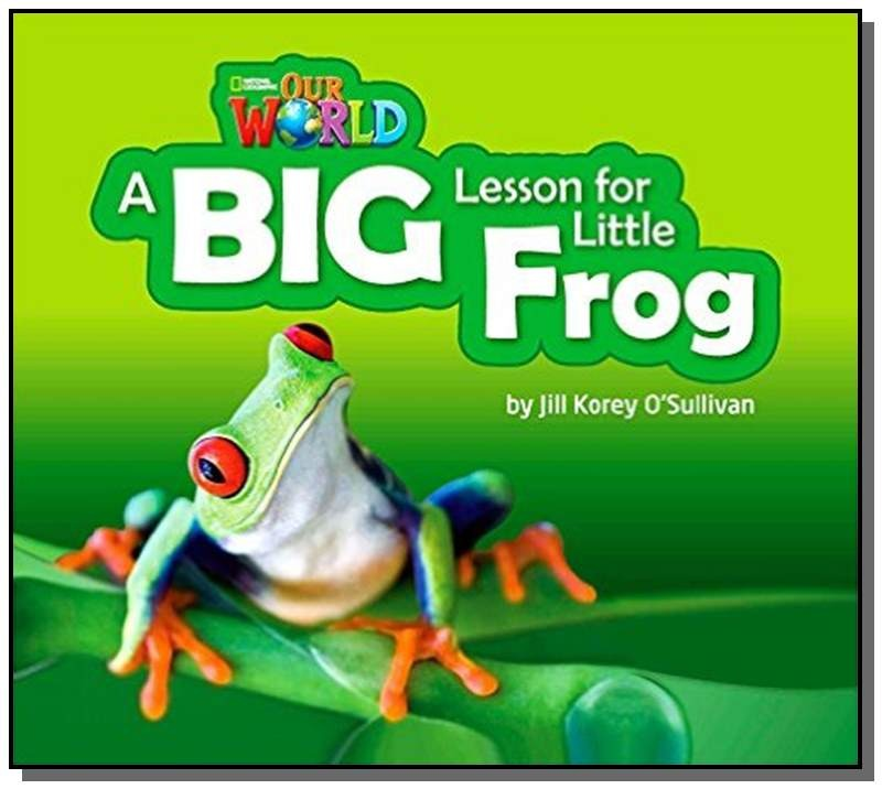The Little Green Frog Book